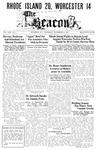 The Beacon (11/3/1927)