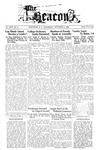 The Beacon (10/3/1929)