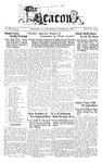 The Beacon (10/24/1929) by University of Rhode Island