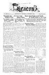 The Beacon (10/31/1929)
