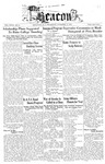 The Beacon (10/15/1931) by University of Rhode Island