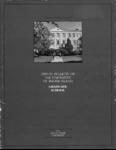 URI Graduate School Course Catalog 1990-1991
