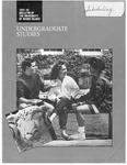 URI Undergraduate Course Catalog 1991-1992 by University of Rhode Island