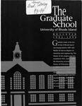 URI Graduate School Catalog 1993-1994