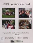 Freshman Record : The University of Rhode Island
