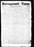 Narragansett Times (5/5/1855)