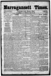 Narragansett Times (5/19/1855)