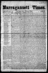 Narragansett Times (5/26/1855)