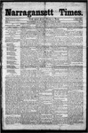 Narragansett Times (6/16/1855)