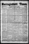 Narragansett Times (6/23/1855)