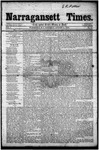 Narragansett Times (8/11/1855)