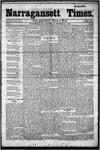 Narragansett Times (10/13/1855)