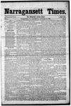 Narragansett Times (1/19/1856)