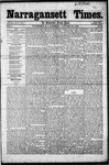 Narragansett Times (1/26/1856)