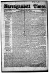 Narragansett Times (3/8/1856)