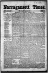 Narragansett Times (3/15/1856)