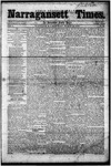 Narragansett Times (3/29/1856)