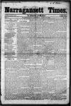 Narragansett Times (4/19/1856)