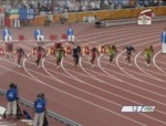 Video 1.1: 100 meter men's finals at the 2008 Olympic games by David R. Heskett