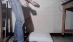 Video 6.7: Egg drop on pillow