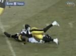 Video 6.11: Football collision between Ryan Clark and Willis McGahee