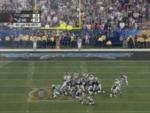 Video 7.8: Field Goal by Adam Vinatieri of the New England Patriots during Super Bowl XXXVIII
