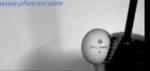 Video 8.7: Golf ball being struck by a golf club