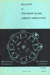 Bulletin of the Rhode Island Library Association v. 42, no. 4