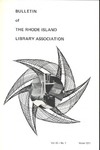 Bulletin of the Rhode Island Library Association v. 43, no. 1