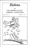 Bulletin of the Rhode Island Library Association v. 45, no. 5
