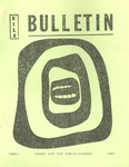 Bulletin of the Rhode Island Library Association v. 47, no.4