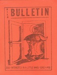 Bulletin of the Rhode Island Library Association v. 48, no. 1