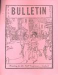 Bulletin of the Rhode Island Library Association v. 48, no. 4