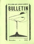 Bulletin of the Rhode Island Library Association v. 48, no. 6