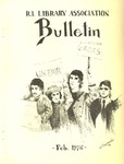 Bulletin of the Rhode Island Library Association v. 48, no. 8
