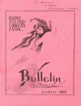 Bulletin of the Rhode Island Library Association v. 48, no. 9
