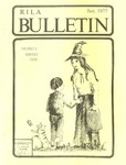 Bulletin of the Rhode Island Library Association v. 49, no. 6