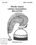 Bulletin of the Rhode Island Library Association v. 49, no. 11