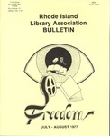Bulletin of the Rhode Island Library Association v. 50, no. 1