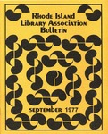Bulletin of the Rhode Island Library Association v. 50, no. 2