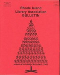 Bulletin of the Rhode Island Library Association v. 50, no. 5