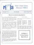 Bulletin of the Rhode Island Library Association v. 59, no. 1-2