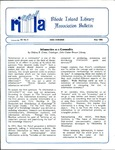 Bulletin of the Rhode Island Library Association v. 59, no. 5
