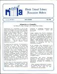 Bulletin of the Rhode Island Library Association v. 59, no. 5 by RILA