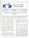 Bulletin of the Rhode Island Library Association v. 60, no.10