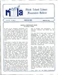 Bulletin of the Rhode Island Library Association v. 61, no. 3 by RILA