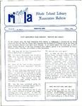 Bulletin of the Rhode Island Library Association v. 61, no. 4 by RILA
