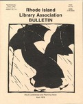 Bulletin of the Rhode Island Library Association v. 50, no. 9
