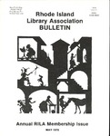Bulletin of the Rhode Island Library Association v. 50, no. 10