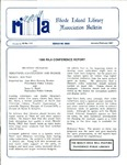 Bulletin of the Rhode Island Library Association v. 60, no. 1-2